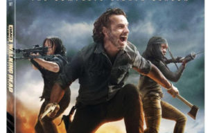 DVD RELEASE OUT NOW OF THE WALKING DEAD