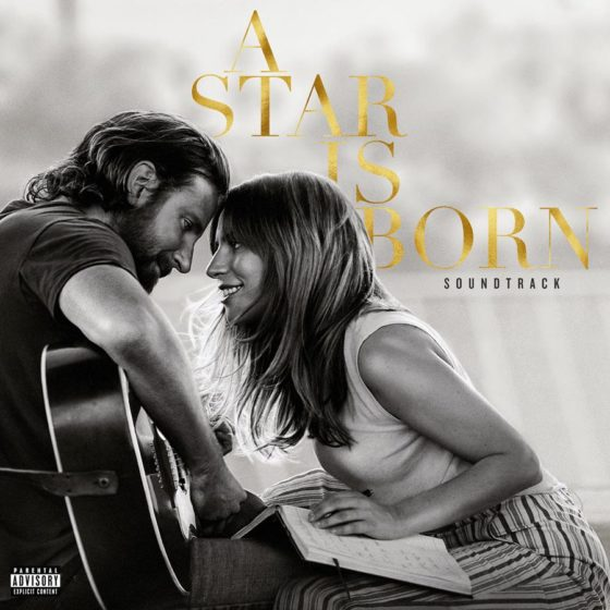 """THE FIRST SONG FROM THE OFFICIAL SOUNDTRACK TO """"A STAR IS BORN"""""""