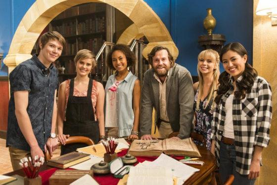 Queensland TV Kids Show  Gets Nickelodeon Broadcast