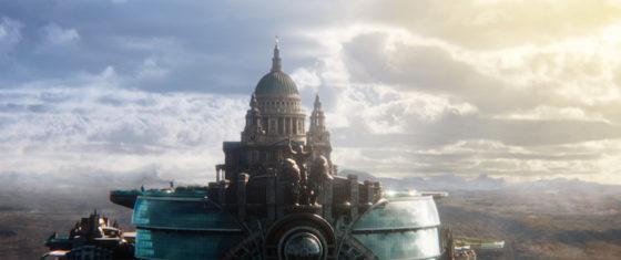 PETER JACKSON NEW FILM COMING ..MORTAL ENGINES