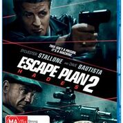 DVD RELEASE AND GIVE AWAY FOR ESCAPE PLAN 2