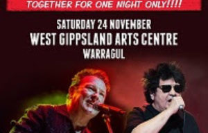 ROSS WILSON & RICHARD CLAPTON JOIN FORCES