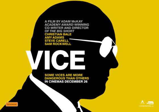 GIVE AWAY  TICKETS FOR FILM….. VICE