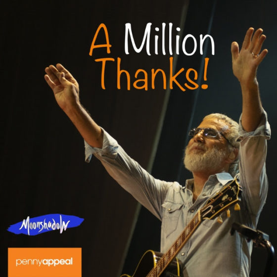 Yusuf / Cat Stevens Gives Over 1 Million In Charity!