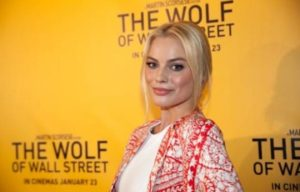 MARGOT ROBBIE ANNOUNCES SHE WILL PLAY BARBIE DOLL