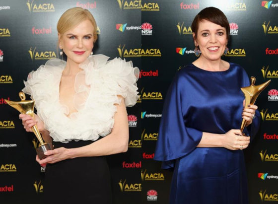 ROMA TAKES BEST FILM AND DIRECTION AACTA INTERNATIONAL AWARDS