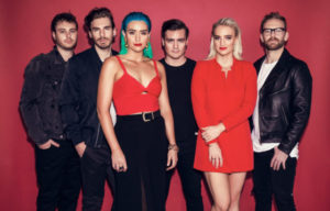 SHEPPARD SETS SIGHTS ON EUROVISION WITH 'ON MY WAY'