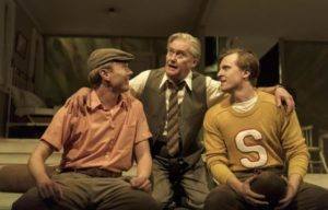 THEATRE REVIEW DEATH OF THE SALESMAN