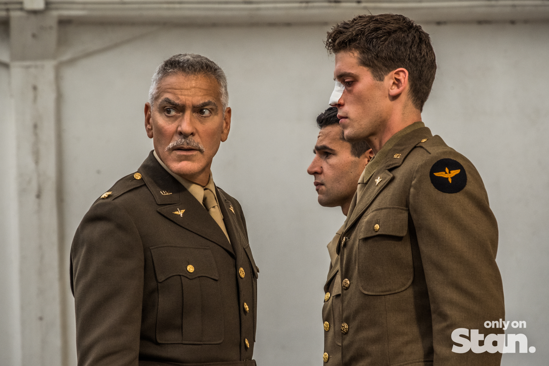 GEORGE CLOONEY IN REMAKE OF CATCH 22 ON STAN
