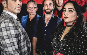 Blues Arcadia announce Carnival of Fools LP and Tour