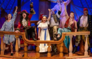 THEATRE REVIEW. PETER PAN PLAY GOES WRONG TOO FUNNY