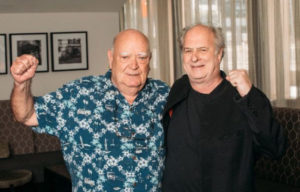 CHUGG AND GUDINSKI ARE GETTING THE BANDS BACK TOGETHER