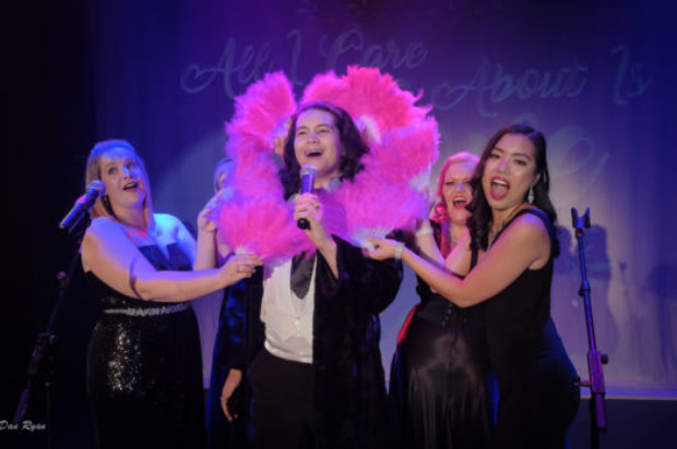 THEATRE REVIEW ..THE SOUND OF THE MUSICALS