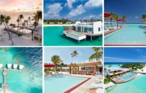 Licensed to Stun: New *LUX North Male Atoll in the Maldives