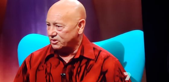 ANGRY ANDERSON TALKS TO  ANDREW DENTON AND HIS NOT ANGRY