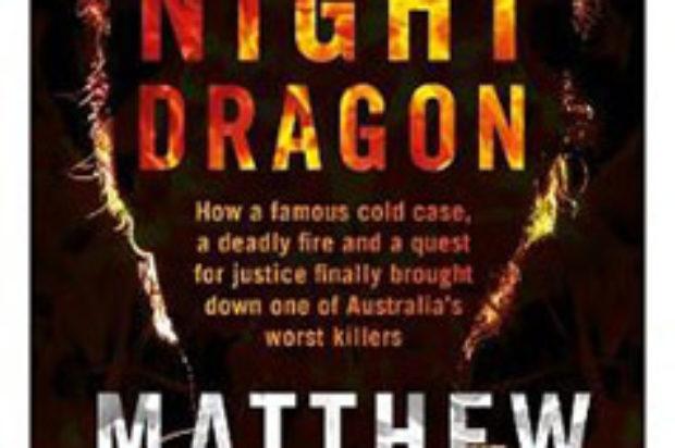 BOOK RELEASE : THE NIGHT DRAGON