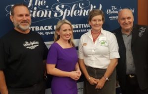 THE VISION SPLENDID OUTBACK FILM FESTIVAL LAUNCHES A GREAT BIG ADVENTURE