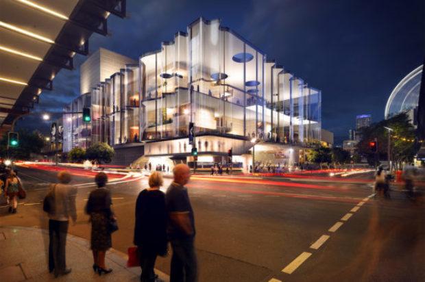 NEW THEATRE DESIGN UNVEILS BRIGHT FUTURE FOR LIVE PERFORMANCE IN QUEENSLAND