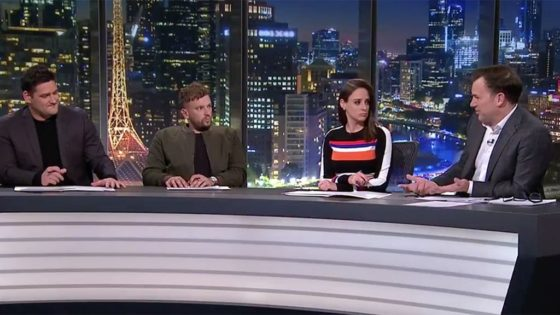 NINE FOOTY SHOW NO MORE MIXED REVIEW