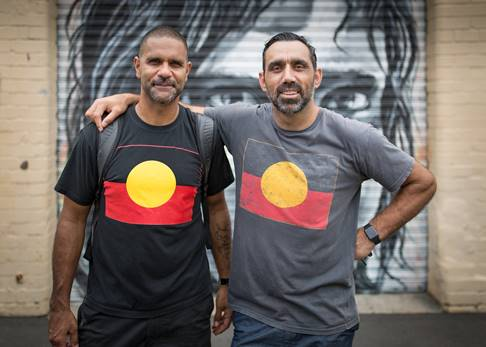 ADAM GOODES AND STAN GRANT DOCUMENTARY THE AUSTRALIAN DREAM TO OPEN MELBOURNE INTERNATIONAL FILM FESTIVAL