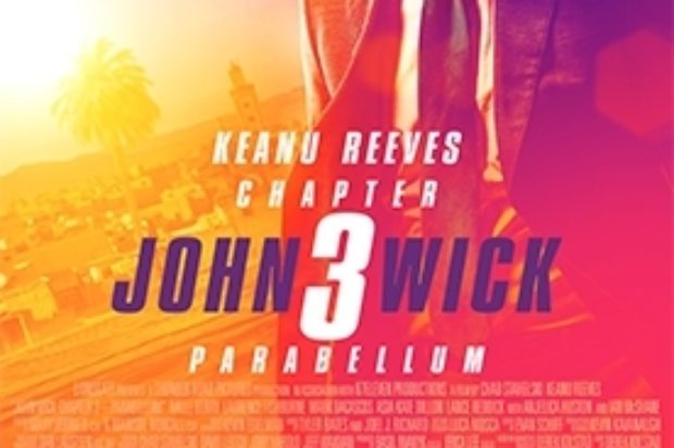 FILM RELEASE REVEIW JOHN WICK 3 PARABELLUM