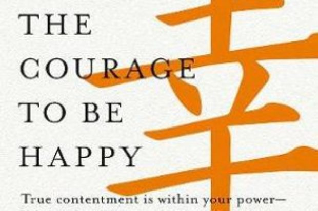 Book Release : The Courage to be Happy