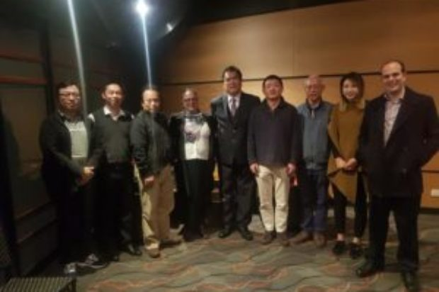 AGM — ST GEORGE CHINESE COMMUNITY MEMORIAL COMMITTEE (SCCMC) FOR 2019 TO 2020