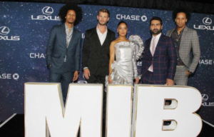 FILM RELEASE: THE MEN IN BLACK