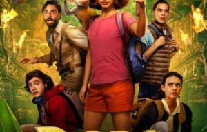 DORA AND THE LOST CITY OF GOLD COMING SOON