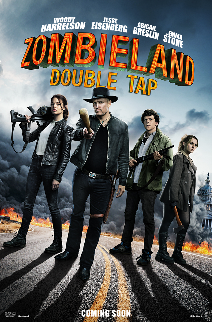 FILM ALERT Zombieland 2 IS COMING