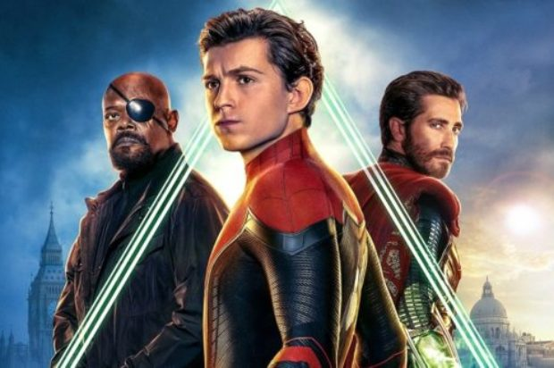 FILM CRITIC  'SPIDER-MAN: FAR FROM HOME'