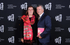 ESTEEMED LEADERS IN PHILANTHROPY, BUSINESS AND CULTURE HONOURED AT 2019 CREATIVE PARTNERSHIP AWARDS
