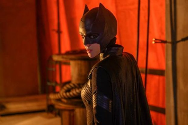 RUBY ROSE IS BATWOMEN IN THE DC UNIVERSE