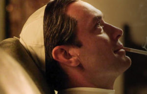 THE YOUNG POPE JUDE LAW HBO MAKES A RETURN TEASER O YEAH