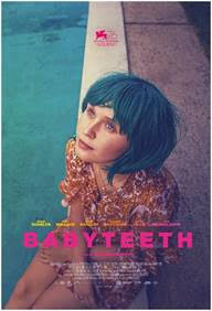 AUSTRALIAN FEATURE BABYTEETH LAUNCHES FIRST TRAILER & POSTER