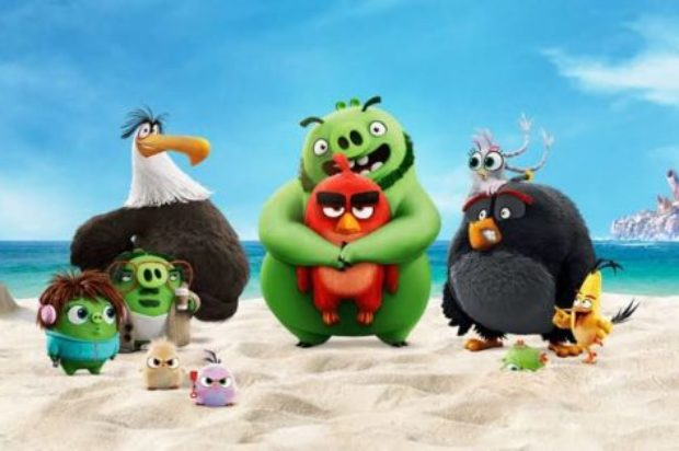 FILM REVIEW 'THE ANGRY BIRDS MOVIE 2'