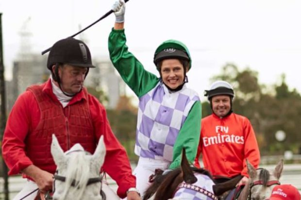 FILM REVIEW……. RIDE LIKE A GIRL IS A WINNER