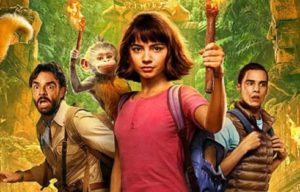 FILM REVIEW 'DORA AND THE LOST CITY OF GOLD'