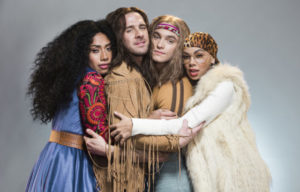 HOTA TO STAGE THE  PRODUCTION OF HAIR