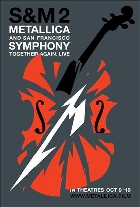 Metallica and San Francisco Symphony: