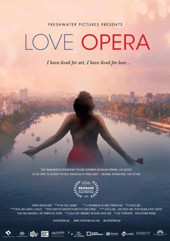 DOCUMENTARY ….LOVE OPERA  IS FULL OF LOVE