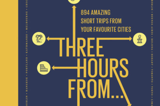 Lonely Planet Discovers 894 Amazing Short Trips Three Hours From… 60 Favourite Cities