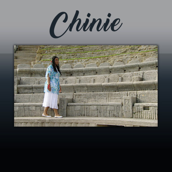 CHINIE …SINGER NEW SONG IS TO BLESS MY DAY