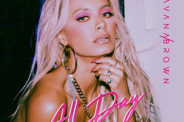 HAVANA BROWN POP DJ NEW SINGLE IS OUT …ALL DAY