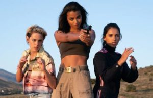 FILM REVIEW  AND PREMIERE IN LA OF CHARLIES ANGELS