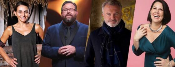 SHANE JACOBSON WILL HOST THE AACTA 2019