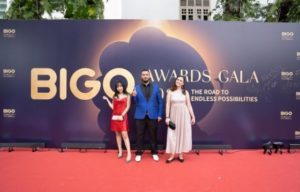 Australian Broadcasters Shine on Global Stage at BIGO Awards Gala 2020, Held in Singapore