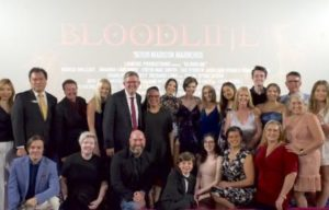 BLOODLINE SHORT FILM RECEIVES  APPLAUSE AT QLD FILM TV EVENT KICK STARTER 2020