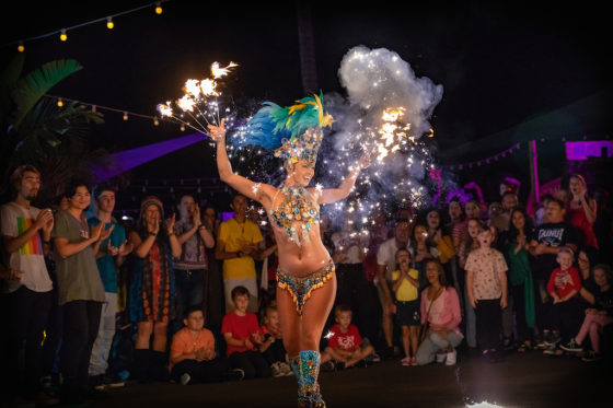 Ignite Your Senses at Sea World Carnivale