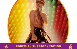 CELEBRATE THE RHAPSODY TOUR WITH QUEEN IN 3D